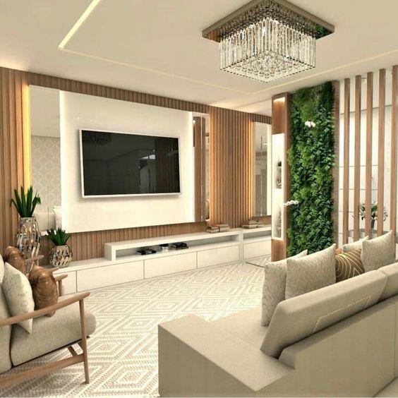 As funcionalidades que uma sala planejada oferece para sua casa