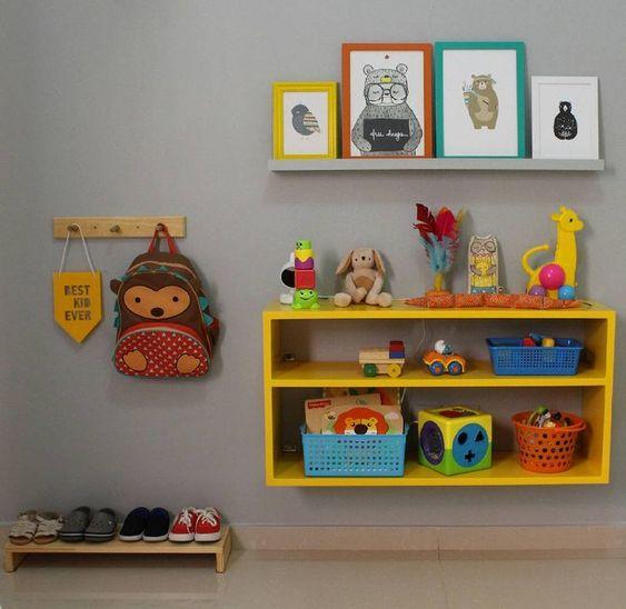 Mês da criança: 5 dicas para quarto infantil