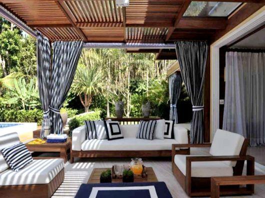 Verão: como preservar móveis expostos ao sol