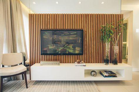 Sala planejada: mais funcionalidade e beleza para o ambiente